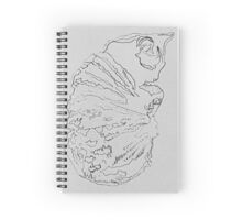 MAY ~ Our Guardian Angel Spiral Notebook