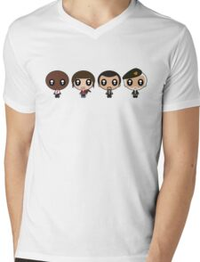 Left 4 Dead (clean) Mens V-Neck T-Shirt