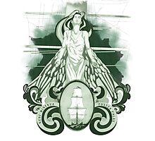 Nunc Minerva postea palas (1.0) Photographic Print
