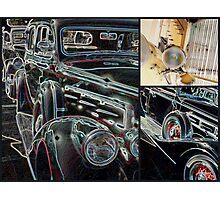 """Pierce Collage #2"" Photographic Print"