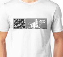 Is there something in my Teeth? Unisex T-Shirt