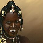 African Woman by Robert Hutchinson