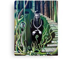 Decadent Gardener Canvas Print