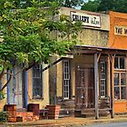 Welcome to Downtown Pitts, Georgia by Janie Oliver