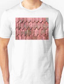 Red shingle Unisex T-Shirt