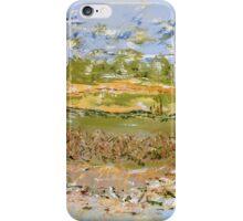 Desert Birdsong - Lake Eyre II iPhone Case/Skin