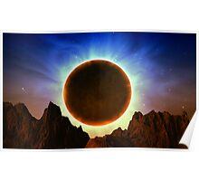 Strange Eclipse Poster