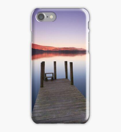 Dawn at Derwentwater iPhone Case/Skin