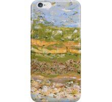 Desert Birdsong - Lake Eyre I iPhone Case/Skin