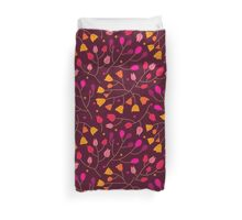 Floral seamless pattern. Flowers Duvet Cover