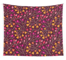 Floral seamless pattern. Flowers Wall Tapestry