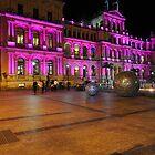 Brisbane Treasury Casino & Hotel. Queensland, Australia. by Ralph de Zilva