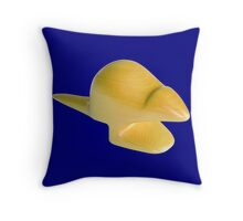 Bennett's Wallaby (Macropus Rufogriseus) Throw Pillow