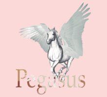 Pegasus'... Baby Tee