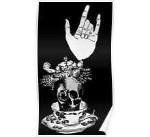 The Incredible, Teapot riding, Three-eyed winged Hulkskull Poster