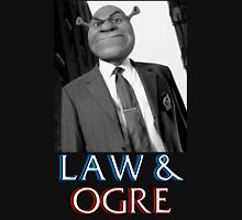 Law & Ogre  Unisex T-Shirt