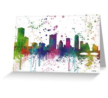 Austin, Texas Skyline Greeting Card