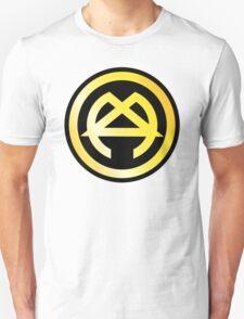 Golden logo Unisex T-Shirt