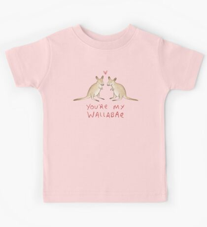 Wallabae Kids Tee