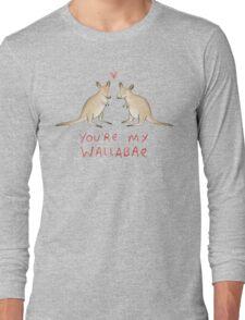 Wallabae Long Sleeve T-Shirt