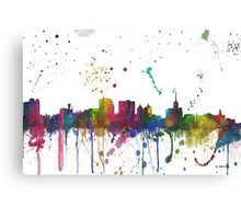 Buffalo, New York Skyline Canvas Print
