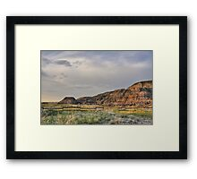 Waiting for the Bleriot Ferry Framed Print
