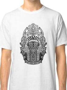 Abstract Psychedelic Art Egyptian Classic T-Shirt