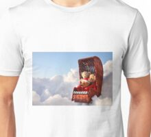 Blue Country Adventures for Little Rascals Unisex T-Shirt