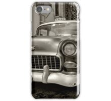 Chevy Taxi  iPhone Case/Skin