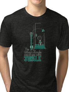 Urban Jungle Tri-blend T-Shirt