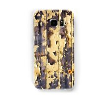 Peeling Yellow Paint Textures 75 Samsung Galaxy Case/Skin