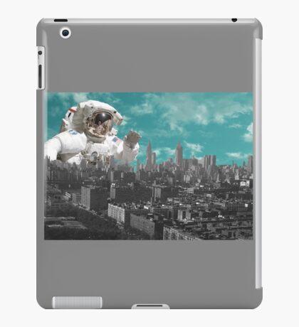 The New York Spaceman iPad Case/Skin