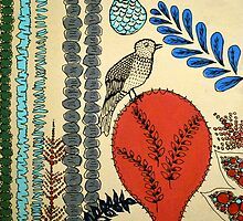 Retro Birdie by lauraelizabethm