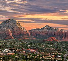 Good Morning Sedona by Philippe Sainte-Laudy