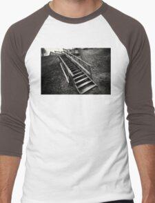 Canadian Stairs Men's Baseball ¾ T-Shirt