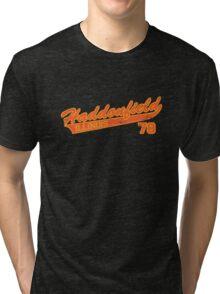 Haddonfield 2 Distress Tri-blend T-Shirt