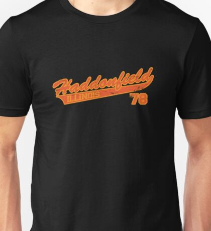 Haddonfield 2 Distress Unisex T-Shirt