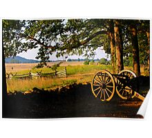 Gettysburg Sunrise Poster