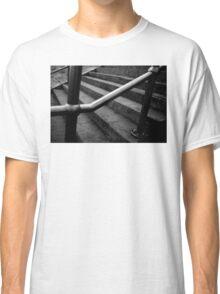 Beach stairs Classic T-Shirt