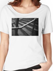 Beach stairs Women's Relaxed Fit T-Shirt