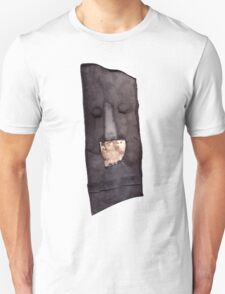 Clayman 4 - homage to Easter Island T-Shirt