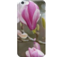 PURPLE MAGNOLIA iPhone Case/Skin