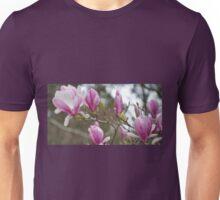 PURPLE MAGNOLIA Unisex T-Shirt