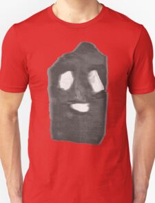 Clayman 5 - homage to Easter Island T-Shirt