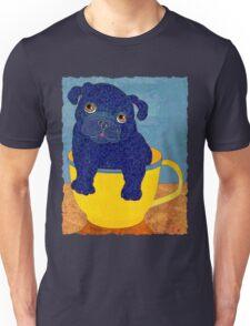 Teacup Pug Unisex T-Shirt