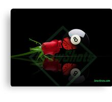 Rosey 8 Canvas Print
