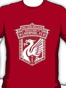 Liverpool FC - Alternate Logo / Badge T-Shirt