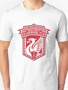 Liverpool FC - Alternate Logo / Badge T-Shirt