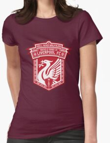 Liverpool FC - Alternate Logo / Badge Womens Fitted T-Shirt
