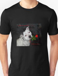 Staffie Love T-Shirt